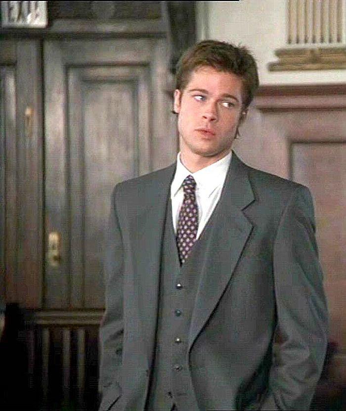"Brad Pitt en""Sleepers"", 1996"
