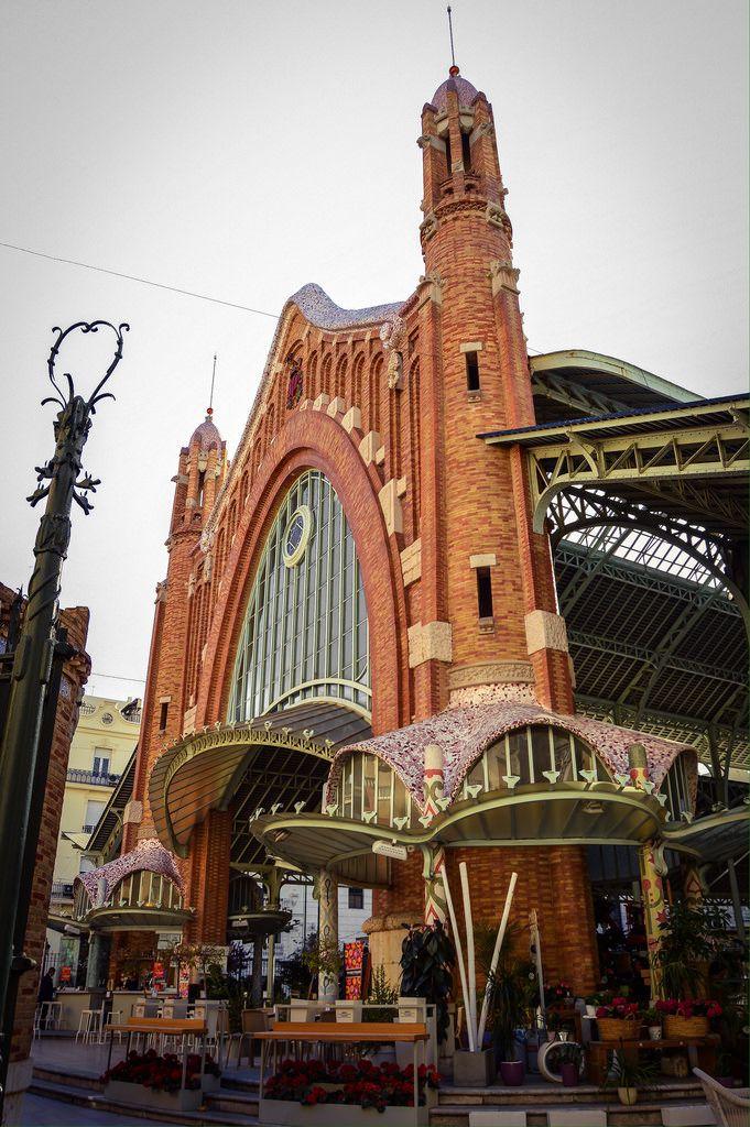 Mercado de Colon (Valencia - Spain)