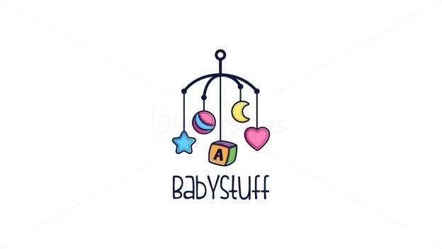 Baby Stuff on 99designs Logo Store