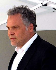 Vincent D'Onofrio - the brilliant leading man in Law and Order: Criminal Intent - he totally held the show together.  Amazing character actor.