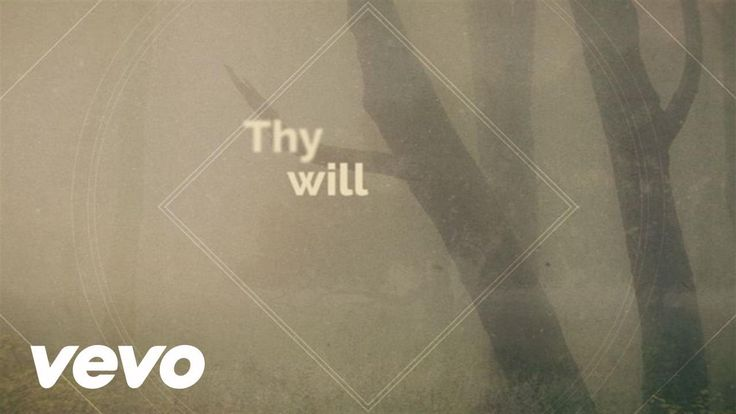 "Hillary Scott & The Scott Family - Thy Will (Lyric Video) - ""Thy Will"" is the first single by Hillary Scott (of Lady Antebellum) and the Scott Family, off their upcoming new album Love Remains. --- WOW, CHILLS!!"