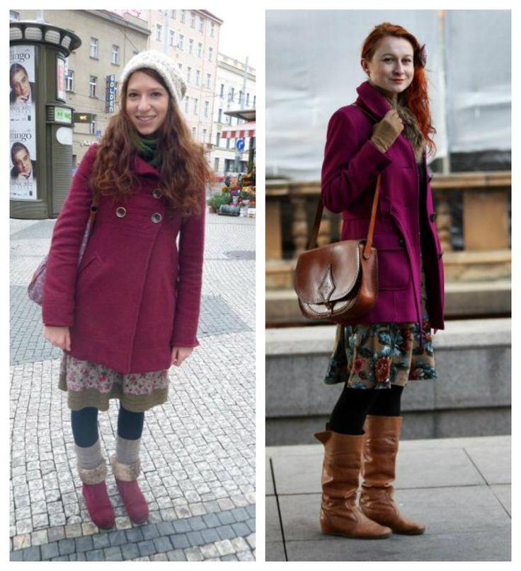 Móda, tipy, triky - Ako zladiť dĺžku kabáta a sukne - Supervizáž