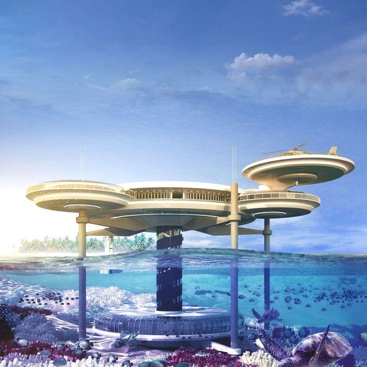 Water Disc Hotel, Dubai
