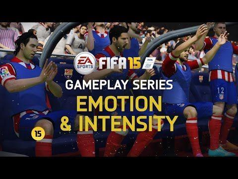 FIFA 15 : Intensité et l'émotion des joueurs (vidéo) - http://www.actusports.fr/113105/fifa-15-intensite-lemotion-joueurs-video/