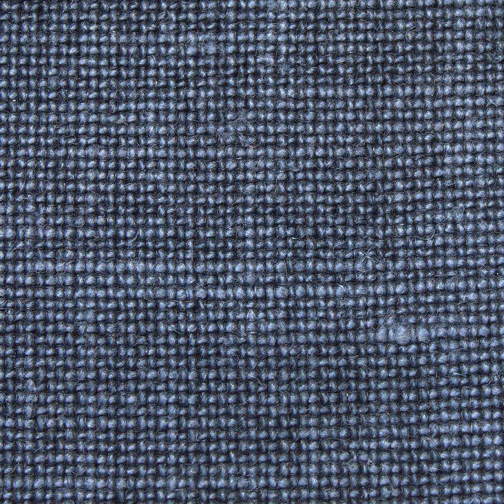 Midnight Blue Linen