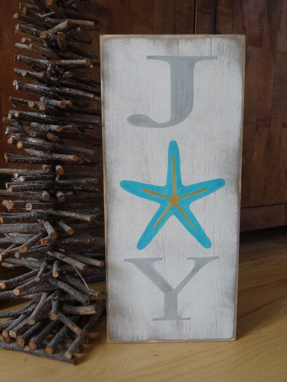 joy christmas sign hand painted wood sign by mythoughtsexactly6