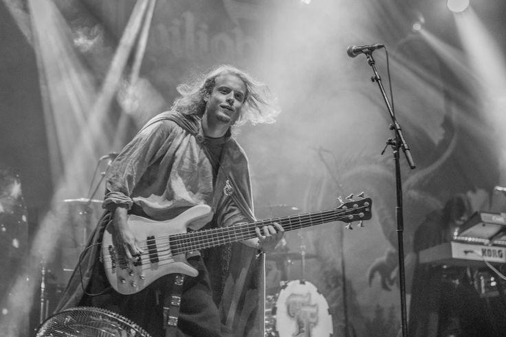 Born - Twilight Force ⚫ Photo by Martin Fechner ⚫ Sabaton Open Air 2016 ⚫ #TwilightForce #music #metal #concert #gig #musician #guitar #guitarist #bass #bassist #Born #cape #belt #microphone #blond #longhair #festival #photo #fantasy #cosplay #larp #man #onstage #live #performing #playing #celebrity #band #artist #Sweden #Swedish #Falun #SOA #Sabaton #SabatonOpenAir