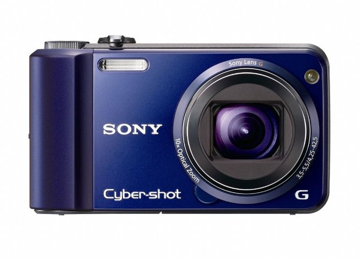 Amazon.com : Sony Cyber-Shot DSC-H70 16.1 MP Digital Still Camera with 10x Wide-Angle Optical Zoom G Lens and 3.0-inch LCD (Silver) : Point And Shoot Digital Camera Bundles : Camera & Photo