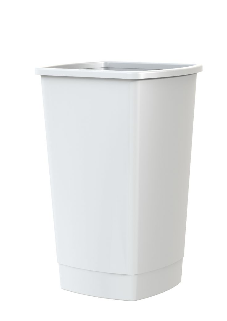 50L Replacement Bucket - Arctic White.