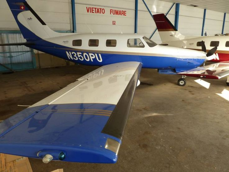 1999 Piper PA-46-350P Mirage for sale in (LSZA) Lugano, Switzerland => http://www.airplanemart.com/aircraft-for-sale/Single-Engine-Piston/1999-Piper-PA-46-350P-Mirage/11099/