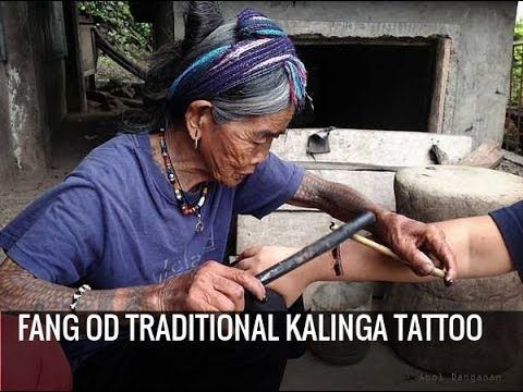 Fang Od is part of the last line of traditional Kalinga tattoo artists in the Philippines. It was assumed for a while that the now 93 year old Fang Od would ...