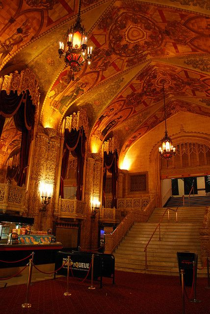 Regent Theatre, Brisbane.  Another of our beautiful buildings destroyed.