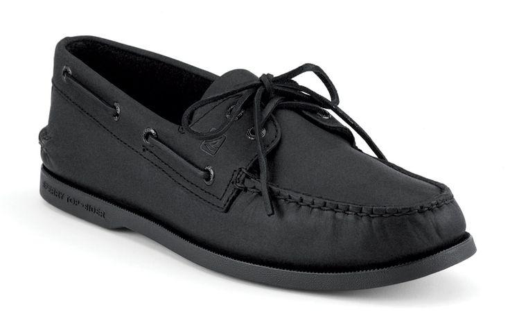 sepatulucu: Black Mens Boat Shoes Images
