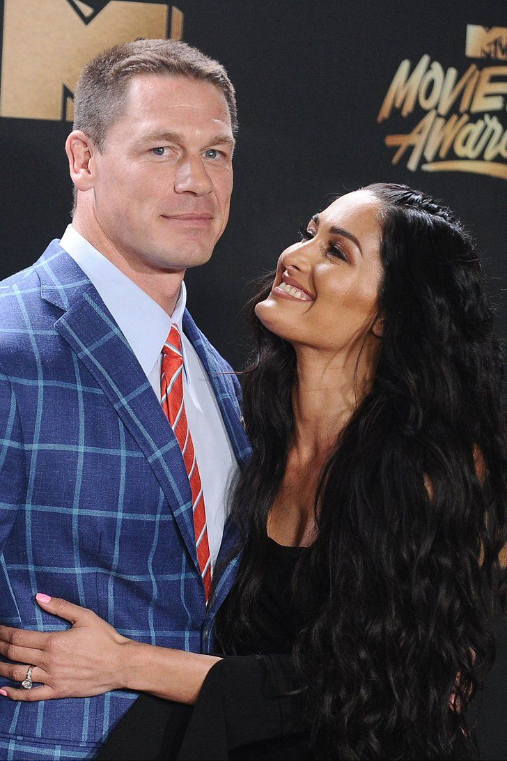 All It Took Was 1 Question For Nikki Bella and John Cena's Love Story to Begin