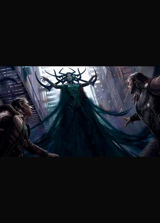 Concept Art From Thor: Ragnarok. Link: https://www.comicbookmovie.com/thor/thor_ragnarok/new-concept-art-from-thor-ragnarok-gives-us-our-first-look-at-a148920