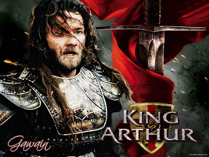 King Arthur Gawain images