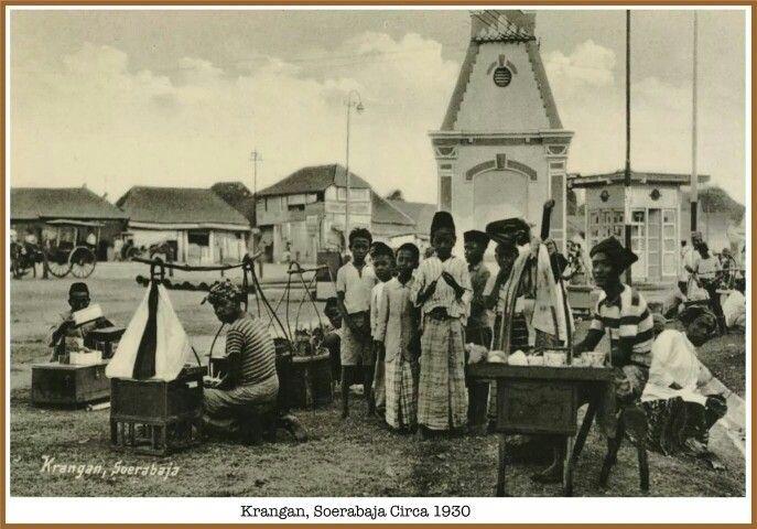 Gardu ANIEM di Kranggan circa 1930