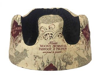 Harry Potter Marauder's Map Bumbo Seat Cover