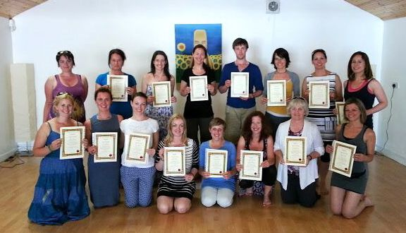 Yoga Therapy & Training Centre (YTTC) Yoga Teacher Training Graduates