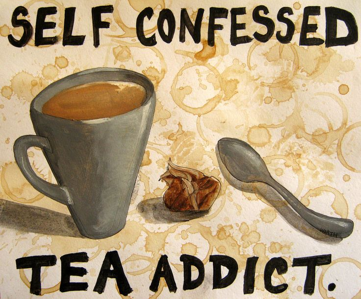 Yes! Yes! I admit it I am a tea addict  but I can stop anytime I want but I wont because it's so good  ☕️☕️☕️☕️☕️☕️☕️ #tea addict