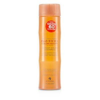 Bamboo Color Hold+ Vibrant Color Shampoo (for Strong Vibrant Color-protected Hair)
