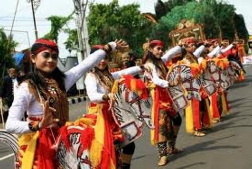 Kuda Lumping Dance From East Java, Indonesia