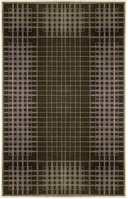 Franz Metzner Carpet Design C1906 Ripetere O No