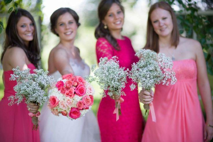 Mix Match Bridesmaid Dresses