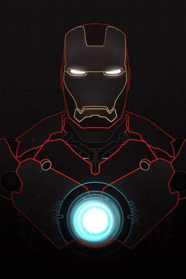 Iron Man Mobile Wallpaper Mobiles Wall Iron man