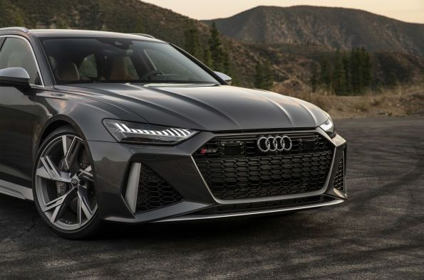 Audi Finally Launches The Much Anticipated 2021 Rs 6 Avant In The U S In 2020 Audi Rs6 Audi Rs6 Wagon New Luxury Cars