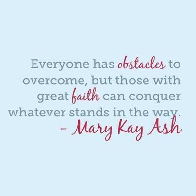 Learning a lot as a new Mary Kay consultant.  May Kay Ash was an amazing woman.  I am excited to be a part of this company.  Please feel free to visit my personal website at www.marykay.com/amywade and be sure to register.  There is never any obligation to buy.