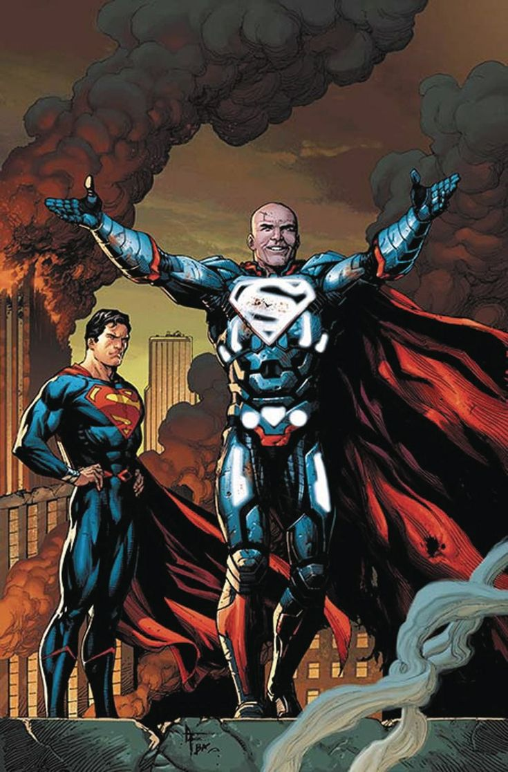 19 More November DC REBIRTH Variant & New Standard Covers