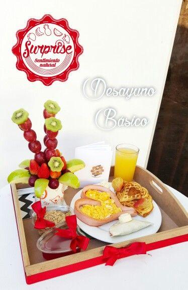 Desayuno Basico Surprise