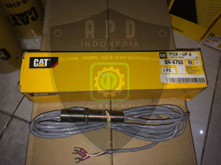 PICK-UP 5N-6753 CATERPILLAR – APD Indonesia