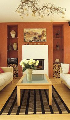 Principles of art for home decoration