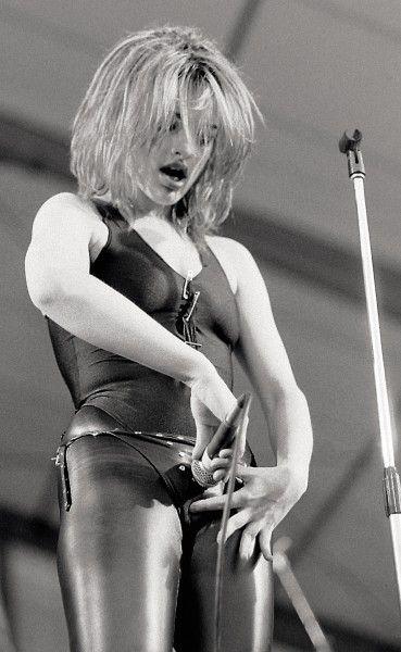 Nina Hagen, 23 October 1980 Concert Circus Krone München