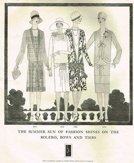 94 Best Images About 1920s Foursquare On Pinterest: 69 Best Images About 1920s Sewing Patterns On Pinterest