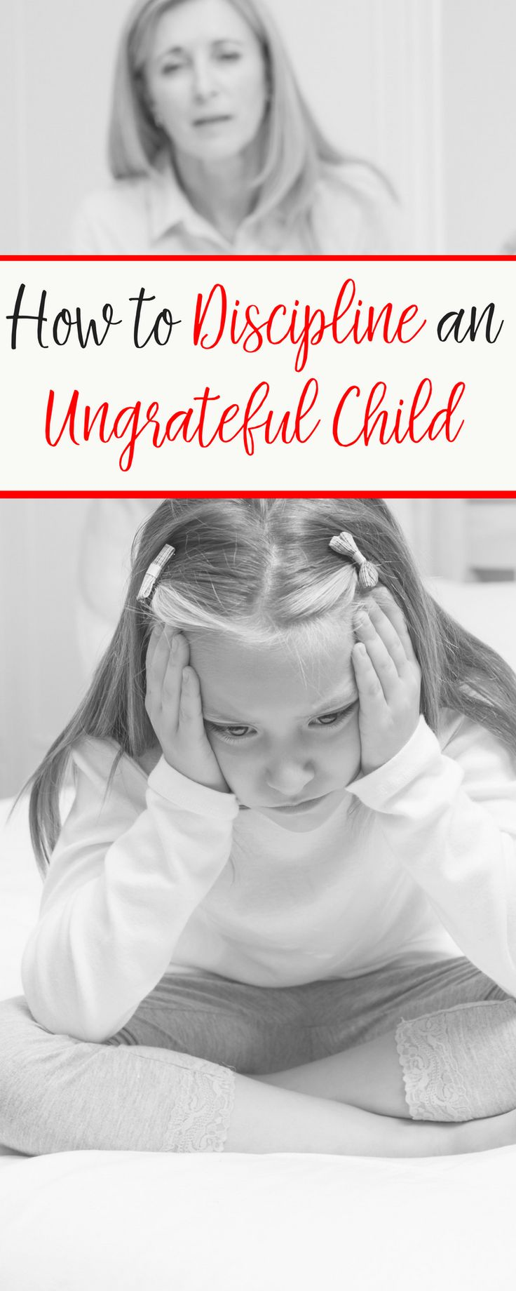 Discipline is one of the best tools that we have in our parenting toolbox. Here are ways to effectively discipline an ungrateful child. | positive discipline | positive discipline techniques | positive parenting | positive parenting techniques