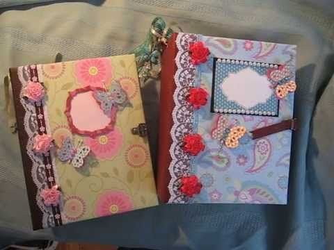 17 best images about tutorials scrapbook mini albums and for Waterfall design in scrapbook