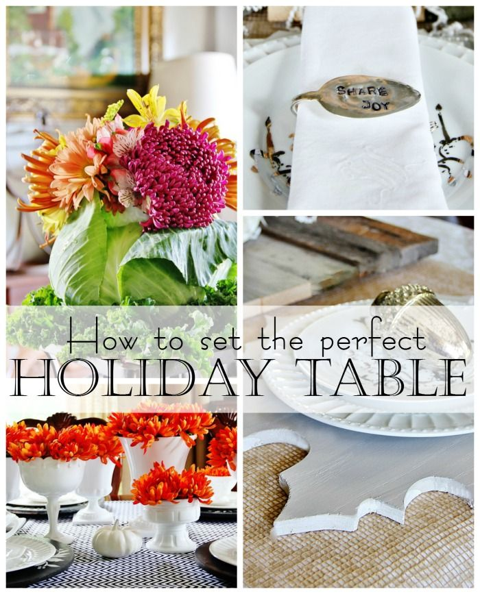 119 best table top images on pinterest | holiday ideas, parties