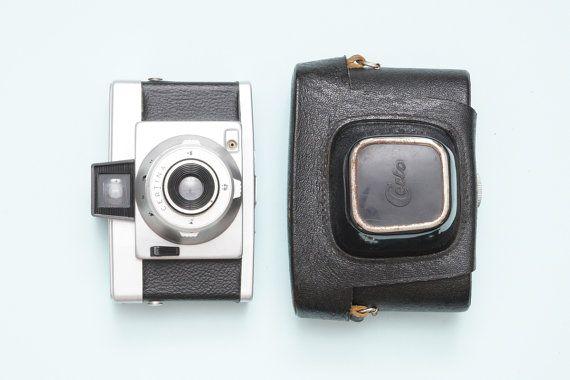 Certo Certina 6x6 Medium Format 120 Film Camera with by ohsocult