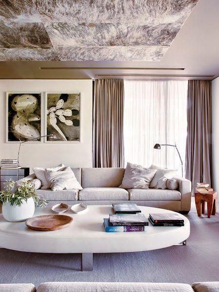 Blanco Interiores: Pelo atlier Sá, Aranha & Vasconcelos...