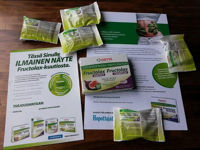 Pääsin Hopottajana mukaan Fructolax-kuutiokampanjaan. Fructolax-kuutiot on hyvänmakuinen vatsan toimintaa edistävä hellävarainen luonnollinen ravintolisä. Fructolaxin ainesosina on kuituja ja kuivattuja hedelmiä, jotka ovat luonnollinen ratkaisu vatsan hellimiseen. #hopottajat # fructolax http://www.hopottajat.fi/fructolax/