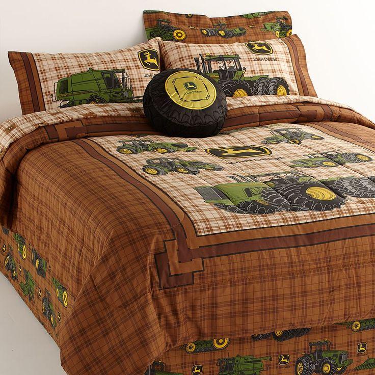 John Deere Complete Bedding Sets