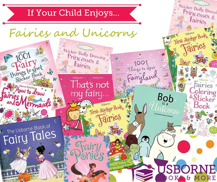 Best of Usborne Fairies and Unicorn Books http://c5614.myubam.com