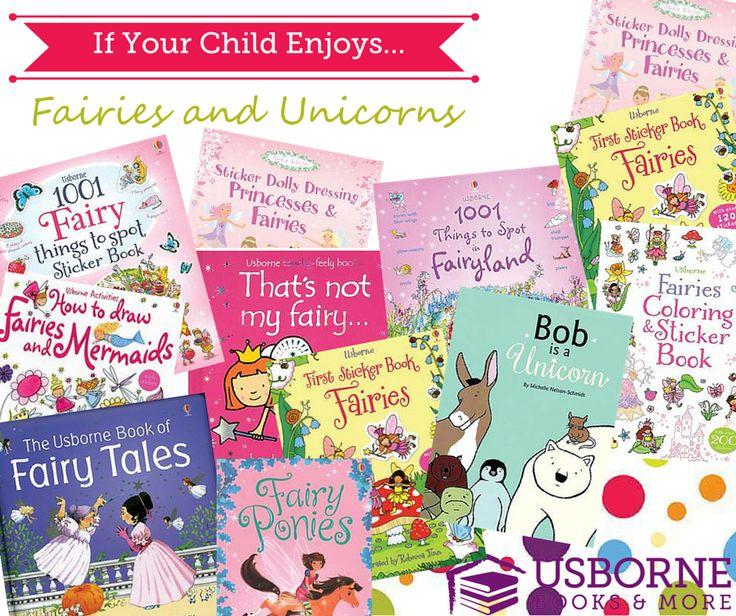 Best of Usborne Fairies and Unicorn Books http://c5614.myubam.com
