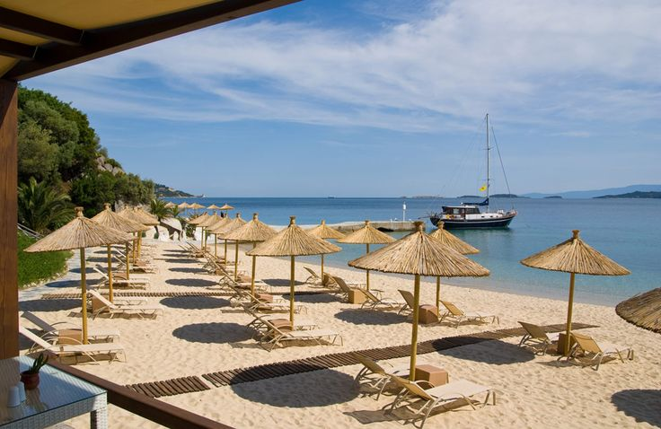 Ammos Beach Bar | Eagles Palace Halkidiki