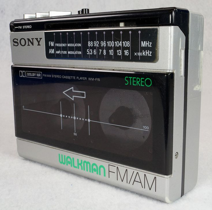 Vintage Sony Walkman FM/AM Portable Cassette Player Radio WM-F15  To see the Price and Detailed Description you can find this item in our Category Vintage Radio, TV & Related on eBay: http://stores.ebay.com/tincanalley1/Vintage-Radio-TV-Related-/_i.html?_fsub=19620256018  RD15464