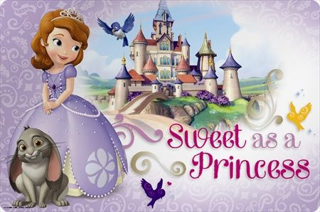 #Table #Placemats #Zak_Designs_Sofia #shopping #sofiprice Zak Designs Sofia the First Placemats - https://sofiprice.com/product/zak-designs-sofia-the-first-placemats-142273562.html
