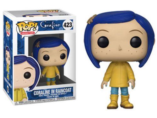 Coraline Coraline - Funko Pop! regenmantel raincoat